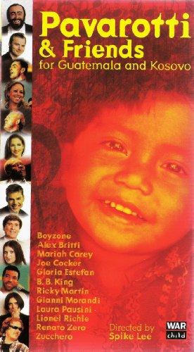 Pavarotti & Friends for Guatemala and Kosovo (Luciano Pavarotti) [VHS] (Pavarotti And Friends For Guatemala And Kosovo)