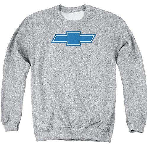 Chevy - Simple Vintage Bowtie Adult Crewneck Sweatshirt