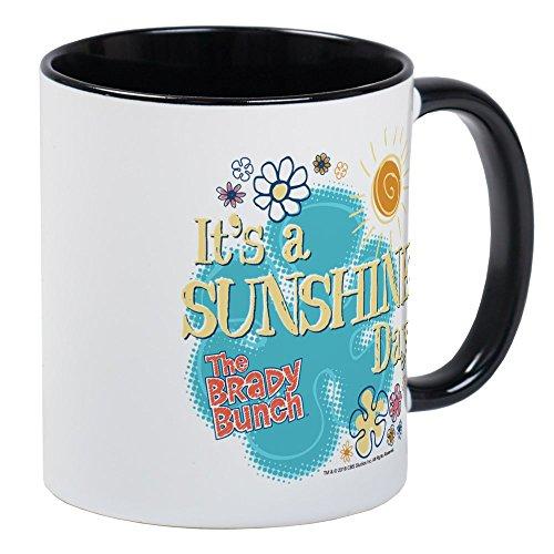 (CafePress The Brady Bunch: Sunshine Day Mug Unique Coffee Mug, Coffee Cup)