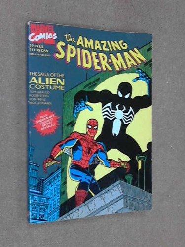 Amazing Spider-Man: The Saga of the Alien Costume (Marvel (Costume Wholesalers)