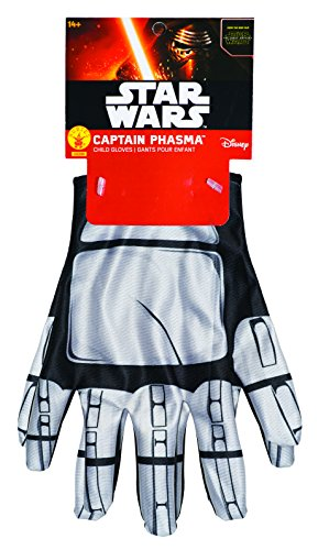 Captain Phasma Child's Costume Gloves