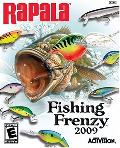Rapala fishing frenzy xbox 360 end 5 26 2020 7 31 pm for Rapala fishing frenzy 2009