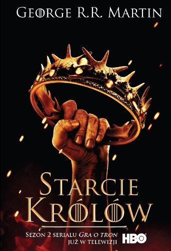 Read Online Starcie krolow pdf
