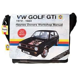 Haynes - Bolsa bandolera, diseño de VW Golf GTi
