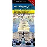 Washington, D.C. Destination City Map