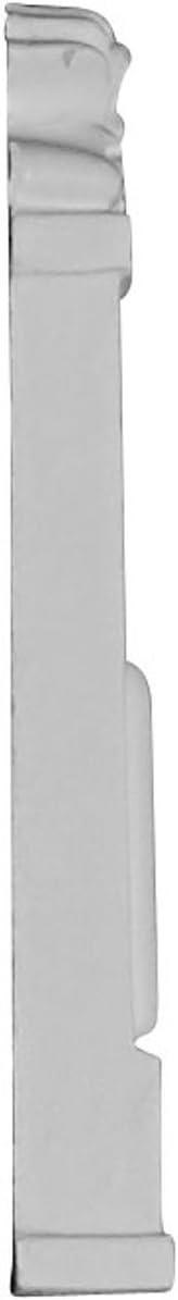 Ekena Millwork ONL36X06X01LFAL-CASE-2 Onlay Factory Primed