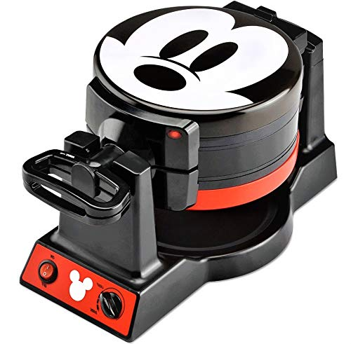 Mickey Mouse Waffle Maker 90th Anniversary Double Flip ()