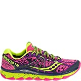 Saucony Women's Nomad TR Trail Running Shoe, Pink/Purple, 10 M US