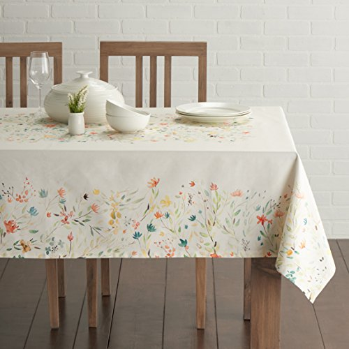 Buy hand painted tablecloth