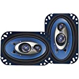Pyle Pl463bl Blue Label 2 3 & 4-way Speakers (4 X 6; Triaxial)