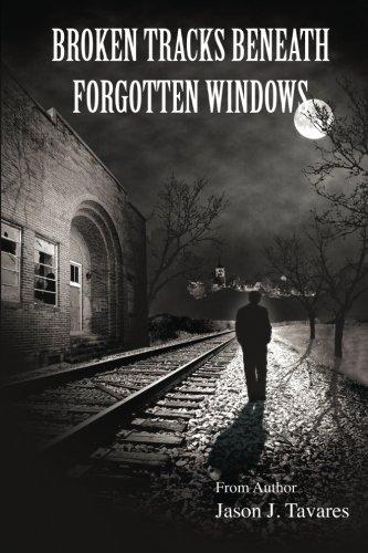 Broken Tracks Beneath Forgotten Windows