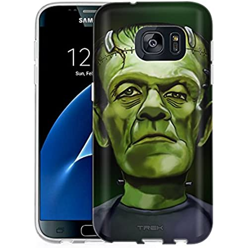 Samsung Galaxy S7 Case, Snap On Cover by Trek Frankenstein One Piece Slim Case Sales