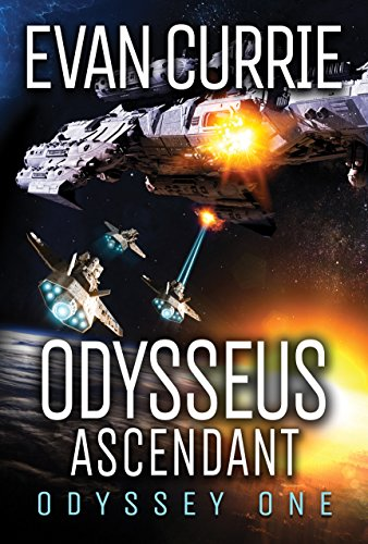 Odysseus Ascendant (Odyssey One Book 7) - Evan Currie