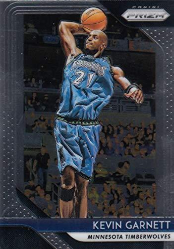 e71df221a00ce Amazon.com: Basketball NBA 2018-19 Panini Prizm #235 Kevin Garnett ...
