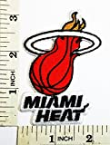 NBA Miami Heat Patch Jacket Polo T-shirt Patch SEW on / Iron on Patch