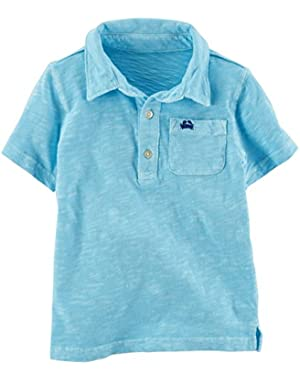 Unisex Baby Polo (Baby)