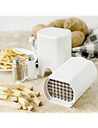 Get 1 Piece Perfect Fries One Step French Fry Potato Cutter Chips Slicers kitchen accessories gadget cozinha cooking... cheapest
