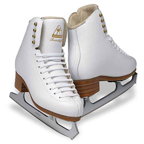 Jackson Ultima Freestyle DJ2190 Width B Size - Figure Skates Jackson Leather