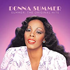 Donna Summer She Works Hard For The Money cover