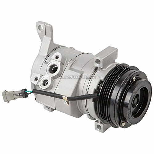 - AC Compressor & A/C Clutch For Chevy Silverado Suburban Tahoe Avalanche Colorado Express GMC Sierra Yukon Canyon Savana - BuyAutoParts 60-01588NA New