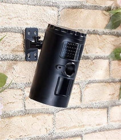 Agente007 - Camara Autonoma De Videovigilancia Para Caza Hogar 8 Mega Pixeles Vision Nocturna Timelapse