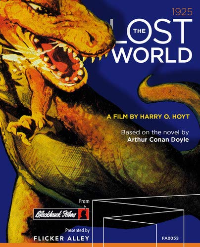 (The Lost World (Deluxe Blu-ray Edition))