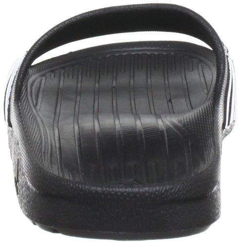 adidas Duramo Slide G06799 Unisex-Kinder Sandalen Schwarz (Black 1 / Running White Ftw / Black 1)