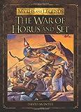 The War of Horus and Set, David McIntee, 1780969023
