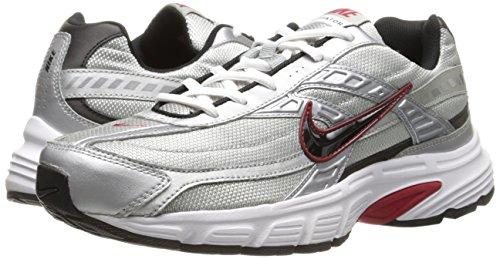 001 Homme Chaussures Mtallique Initiator Nike De Noir Gris argent Pour Trail blanc Course 77Y6wa