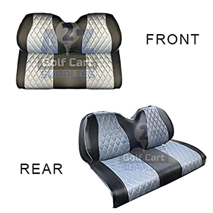 GCGC Club Car Precedent Front Rear Seat Covers