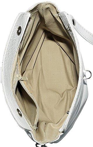 hombro Bolso mujer canela cuero para Fashion Benagio al de tZaw1