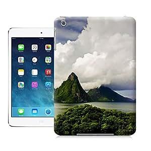 Unique Phone Case Landscape Jade Mountain - Saint - Lucie, Venezuela Hard Cover for ipad mini cases-buythecase by lolosakes by lolosakes