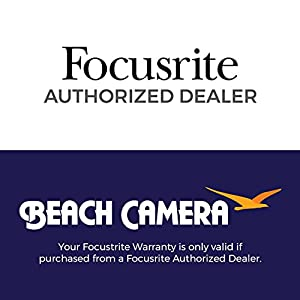 Focusrite Scarlett 2i2 Studio Pack & Reco...
