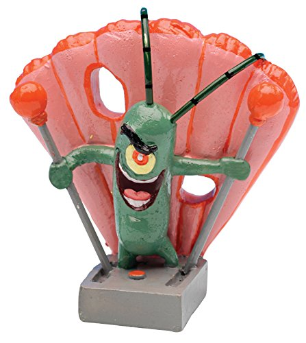 Penn Plax Plankton Resin Ornament