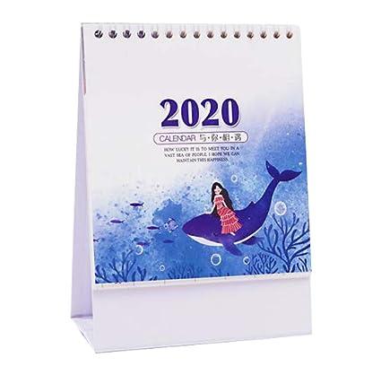 Horario mensual/diario Cuaderno 2019-2020 Calendario de ...