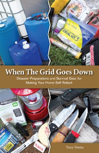 When The Grid Goes Down: Disaster Preparations and Survival Gear For Making Your Home Self-Reliant (Bugging Equipment)