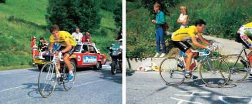 I Love the 80's Cycling DVD - Tour De France (1987 & 1988) Stephen Roche / Pedro Delgado