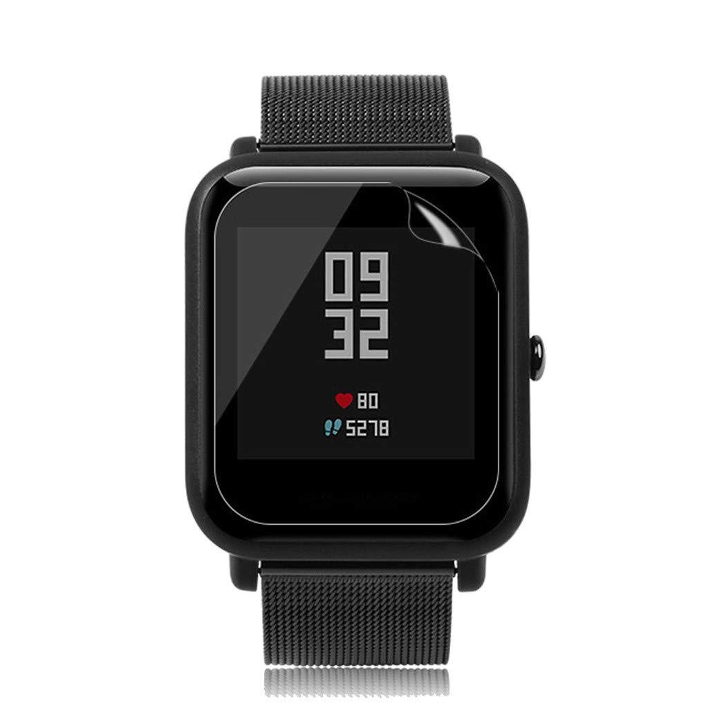 for Fitbit Versa Lite Case Cover,Thing-ning Soft TPU Ultra-Slim Lightweight Bumper Scratch Resistant Protective Case Cover for Fitbit Versa Lite Smart Watch (Clear)