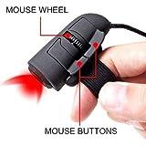 ミニ 光学式 USB フィンガーマウス 、3D Optical Finger Mouse /Win,Mac対応 Import