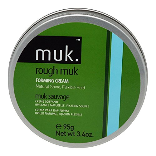 Muk Haircare Rough Forming Cream, 3.4 Ounce