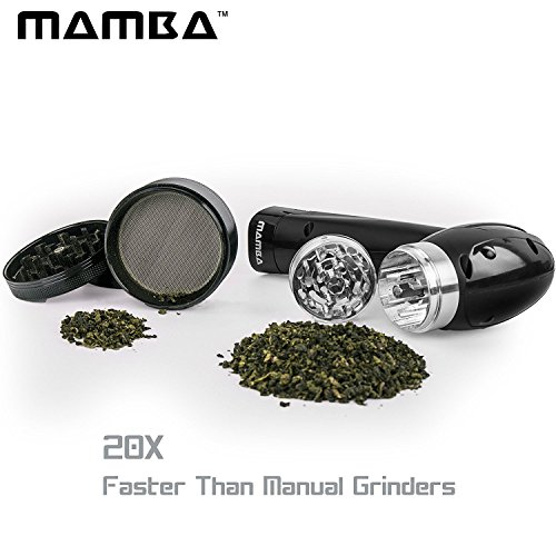 Review Mamba Battery Powered Electric