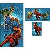 Jurassic World Roaring Dinos Sleeping Bag with Bonus Tote-Exclusive