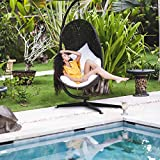 FDW Hammock Chair Stands Hanging Hammock Stands,C