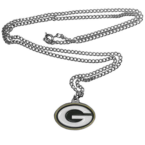 Green Bay Packers Pendant - NFL Green Bay Packers Chain Necklace