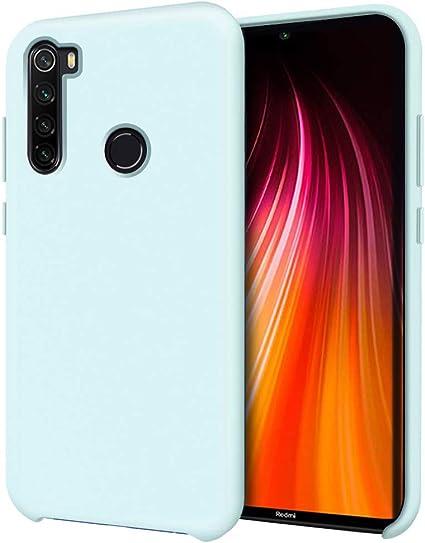Cover per Xiaomi REDMI NOTE 8T custodia per Xiaomi REDMI NOTE 8T in silicone 4