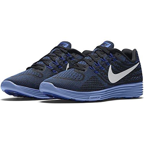 Nike Wmns Lunartempo 2, Zapatillas de Running para Mujer, Azul (Racer Blue / White-Black-Chlk Bl), 43/44 EU