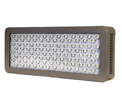 SGROW Full Spectrum 13 Band Led Plant Grow Light , Double Swicth Veg and Bloom for Medical Plant Grow and Flower by sgrow