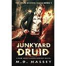 Junkyard Druid: A New Adult Urban Fantasy Novel (The Colin McCool Paranormal Suspense Series) (Volume 1)