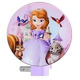 Disney Princess Sofia the First Night Light (Princess Sofia and Animal Friends) Color: Pink NewBorn, Kid, Child, Childern, Infant, Baby