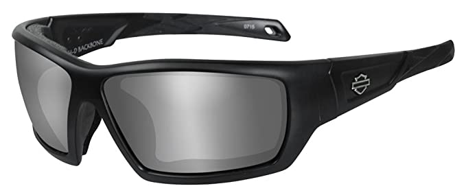 ddc6fa79f2 Image Unavailable. Image not available for. Color  Harley-Davidson Men s  Backbone PPZ Sunglasses